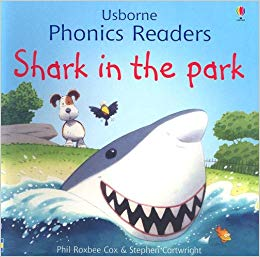 Usborne phonics readers: shark in the park