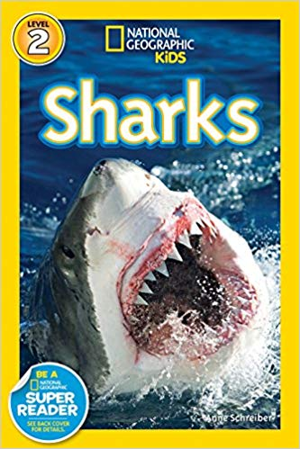 National Geographic kids: Level 2: Sharks