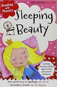 Reading with phonics: Sleeping beauty