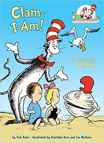 The cat in the hat: Clam – I – Am