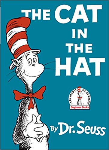 The cat in the hat: What cat is that?