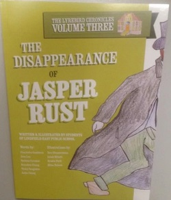 The disappearance of jasper rust