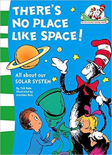 The cat in the hat: There's no place like space