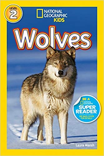 National Geographic kids: Level 2: Wolves