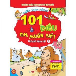 101 Điều em muốn biết 1: Thế giới động vật