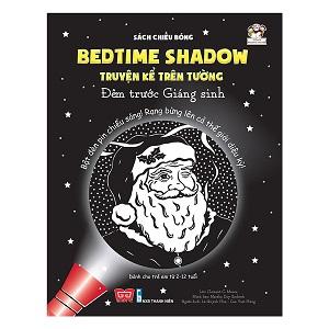 Sách Tương Tác – Sách Chiếu Bóng – Bedtime Shadow – Truyện Kể Trên Tường – Đêm Trước Giáng Sinh