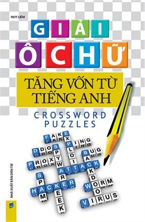 Giải ô chữ tăng vốn từ tiếng Anh – Crossword Puzzles