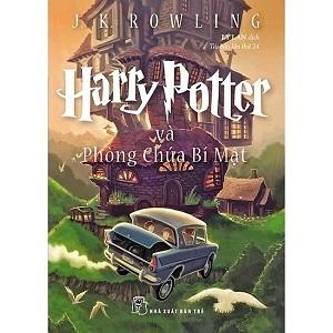 Harry potter và phòng chứa bí mật – Tập 2