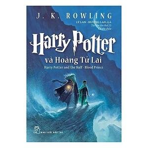 Harry Potter và hoàng tử lai – Tập 6