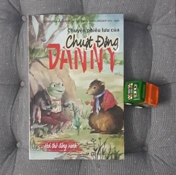 Chuyện phiêu lưu của chuột đồng Danny – Hơi thở đồng xanh – Kẹp hạt dẻ