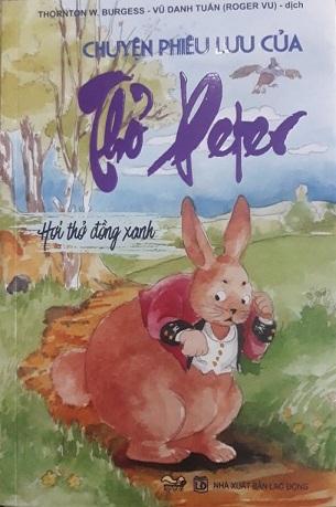 Chuyện phiêu lưu của Thỏ Peter – Hơi thở đồng xanh – Kẹp hạt dẻ