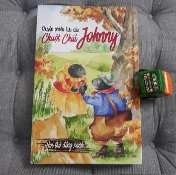 Chuyện phiêu lưu của chuột chũi Johnny – Hơi thở đồng xanh – Kẹp hạt dẻ