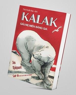Kalak gấu mẹ miền băng giá – Kẹp hạt dẻ