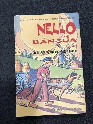 Nello Bán Sữa hay Câu chuyện về con chó vùng Flanders – Kẹp hạt dẻ